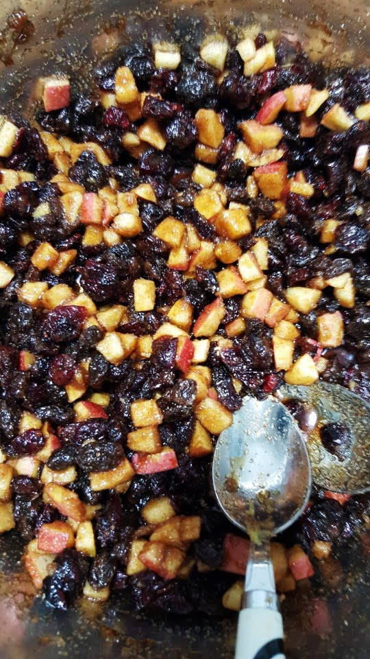 how to make sweet mincemeat in korea from scratch