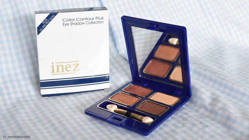 inez eye shadow collection