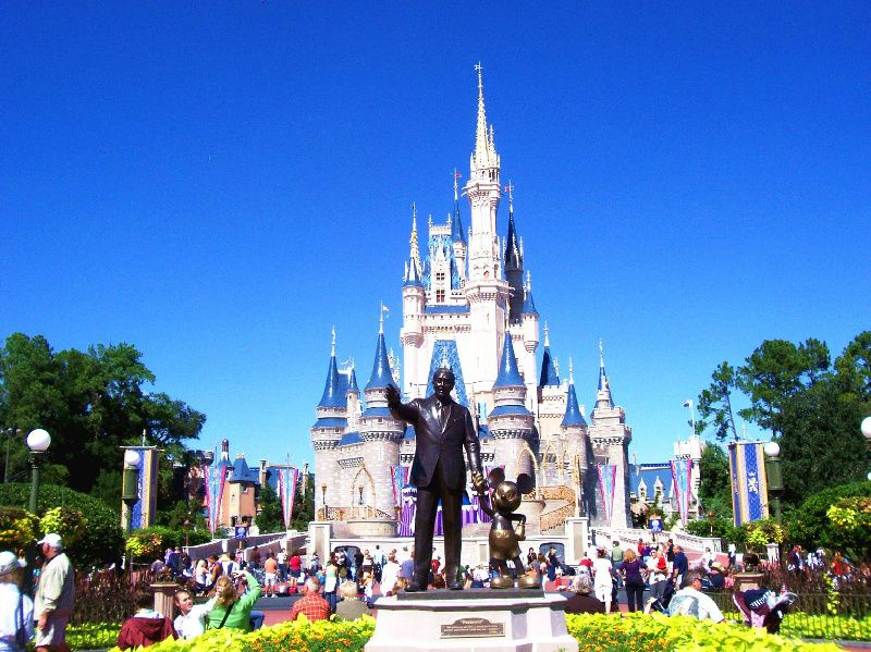 8-Day Orlando Theme Parks and St. Augustine Tour from New York - Christmas Special Tour