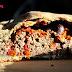 Tourte campagnarde à la méditéranéenne et sauce aux champignons