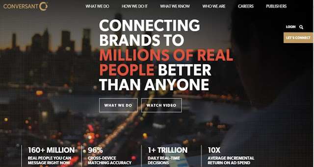 Conversant Network ad network