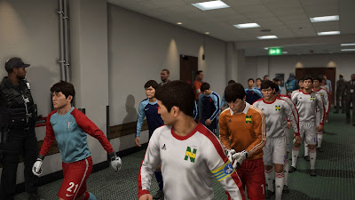 PES 2019 PS4 Captain Tsubasa Option File