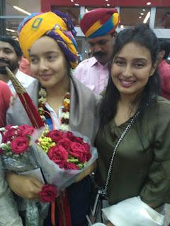 आस्ट्रेलिया के सिडनी में जूनियर शूटिंग वर्ल्ड कप में मशहूर निशानेबाज़ जसपाल राणा की बेटी देवांशी राणा ने दो स्वर्ण पदक जीते