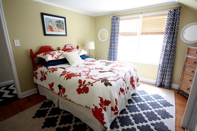 Russet Street Reno Guest Room Again
