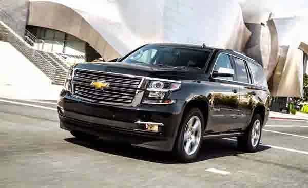 Review Car 2015 Chevrolet Tahoe Ltz Black Edition Price