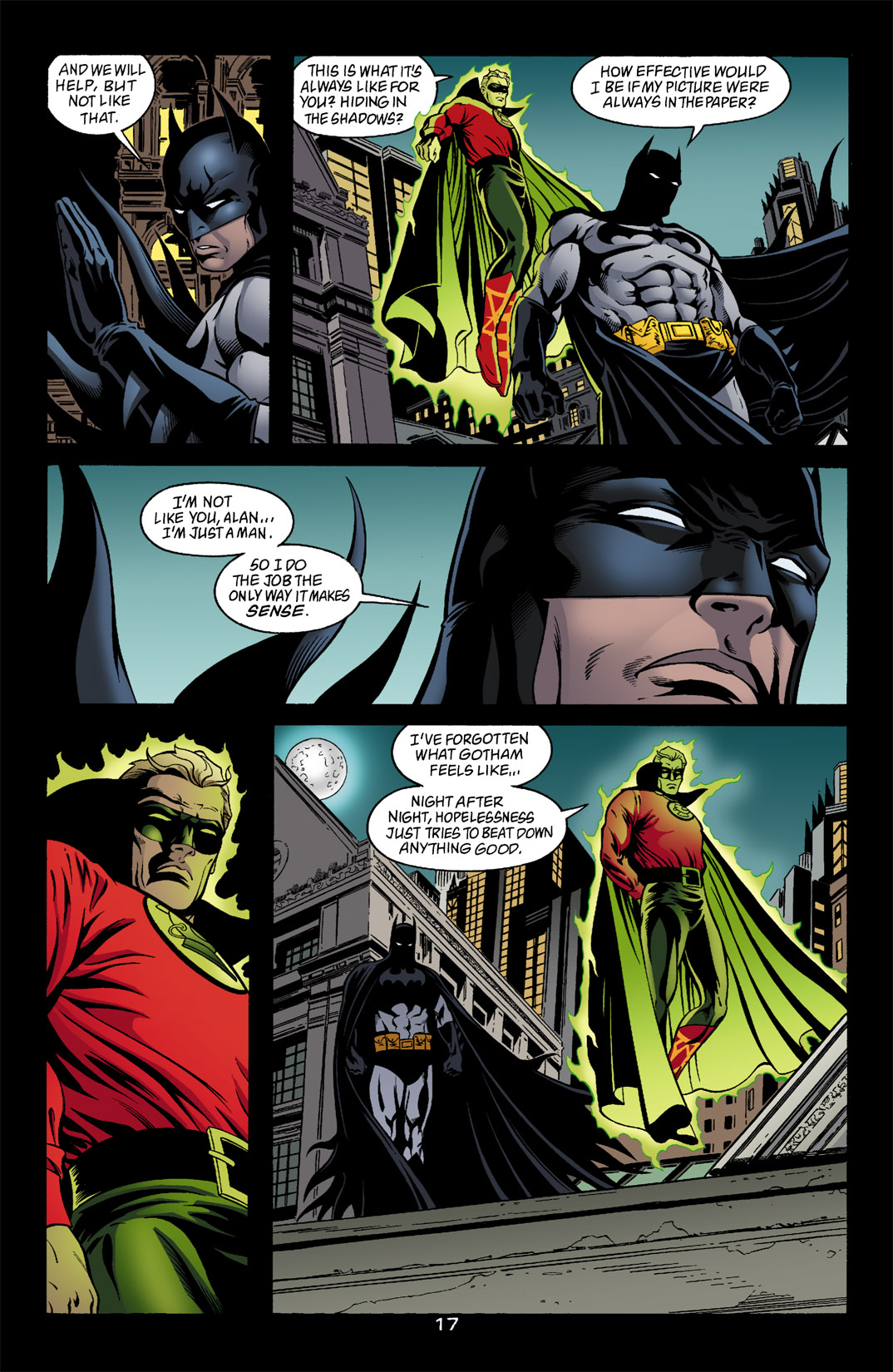 Detective Comics (1937) 785 Page 17