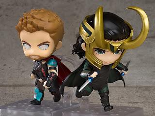 "Pre-order del Nendoroid de Loki de ""Thor: Ragnarok"" - Good Smile Company"