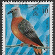 Birds on stamps
