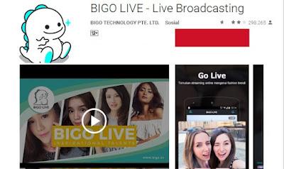 Bigo Live Sudah Hadir Di Indonesia