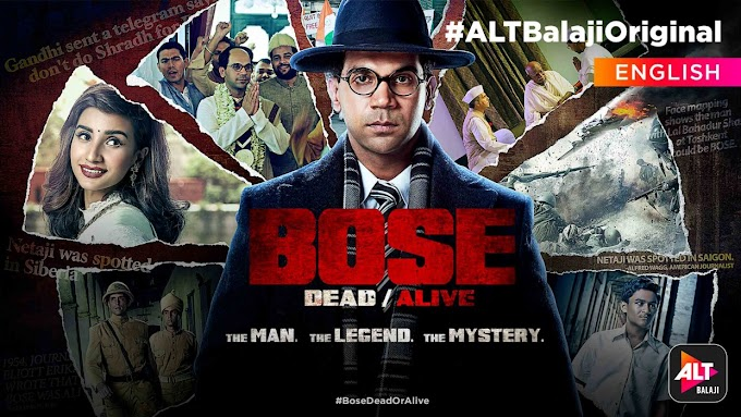 Watch Bose: Dead or Alive (2017) Season 1 Complete