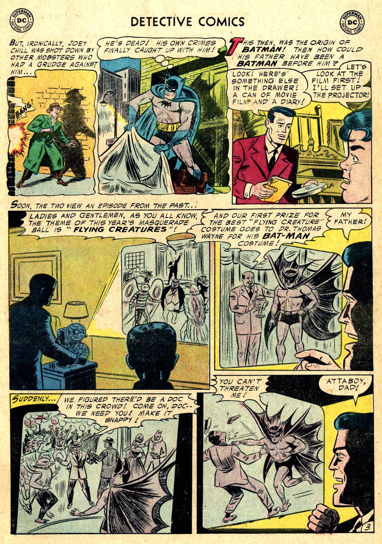 Read online Detective Comics (1937) comic -  Issue #235 - 5