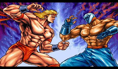 Fist master slam