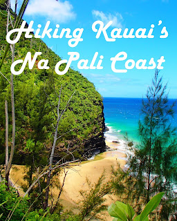 Travel the World: Hiking Kauai's Na Pali Coast along the Kalalau Trail to Hanakapi'ai Falls and the Pihea Trail to Alaka'i Swamp.