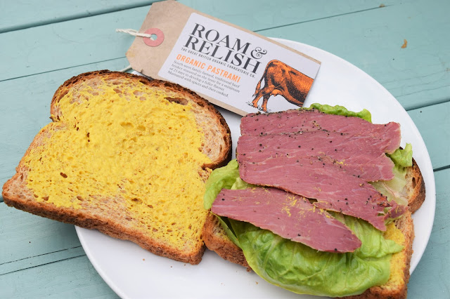 Food | Roam & Relish Pastrami
