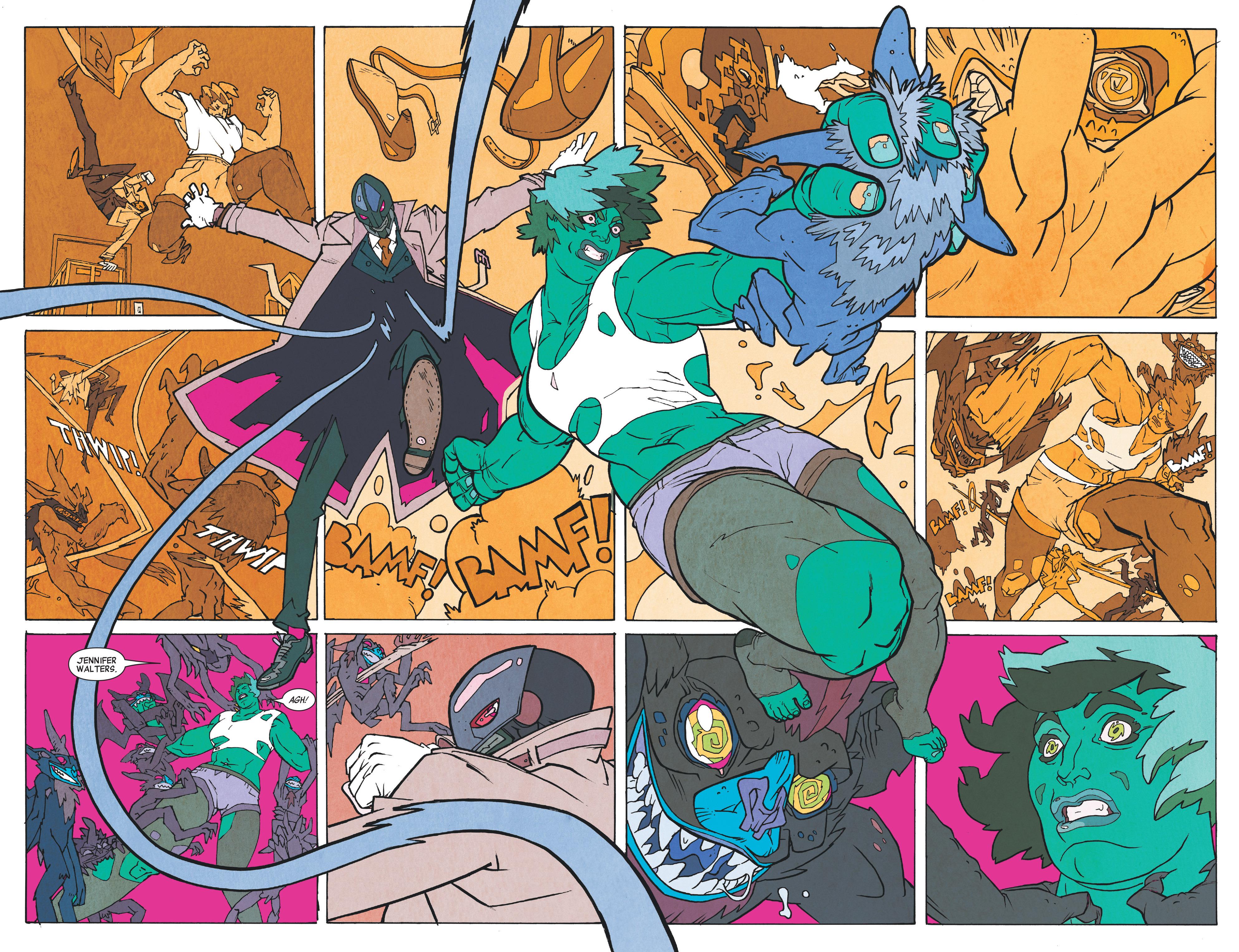 Read online She-Hulk (2014) comic -  Issue #6 - 9