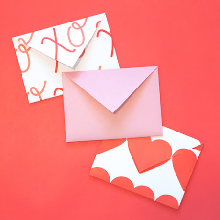 DIY Love Letters​ by Katelyn Wood for Brit + Co.​