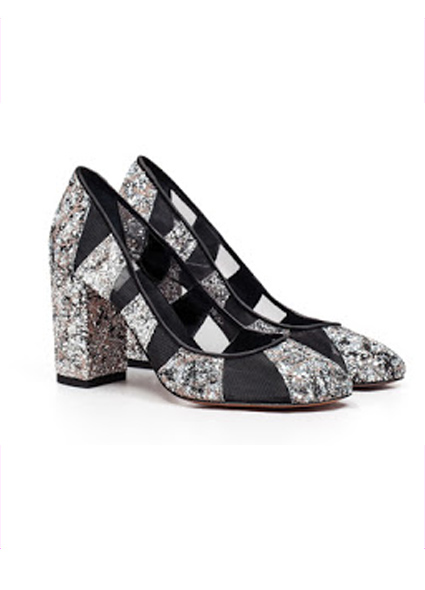 Supernova glitter rock shoes