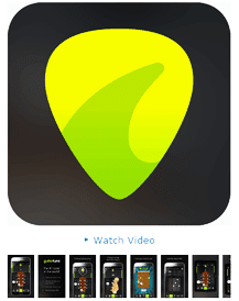 best android music app guitar tuner guitar tuna the ultimate free tuner for guitar. Black Bedroom Furniture Sets. Home Design Ideas
