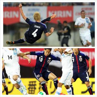 キリンチャレンジカップ日本対ウルグアイ