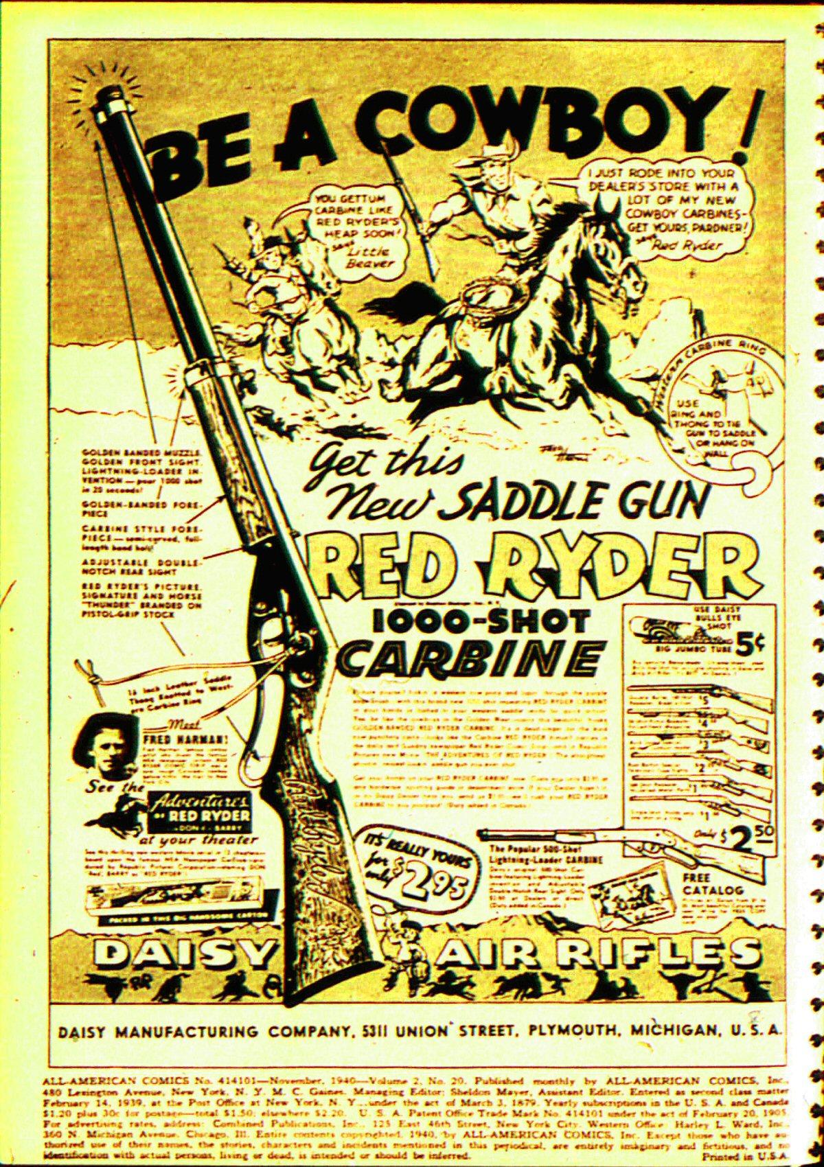 Read online All-American Comics (1939) comic -  Issue #20 - 3