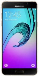 Cara Flash Firmware Samsung A7 2017 SM-A720F Via Odin
