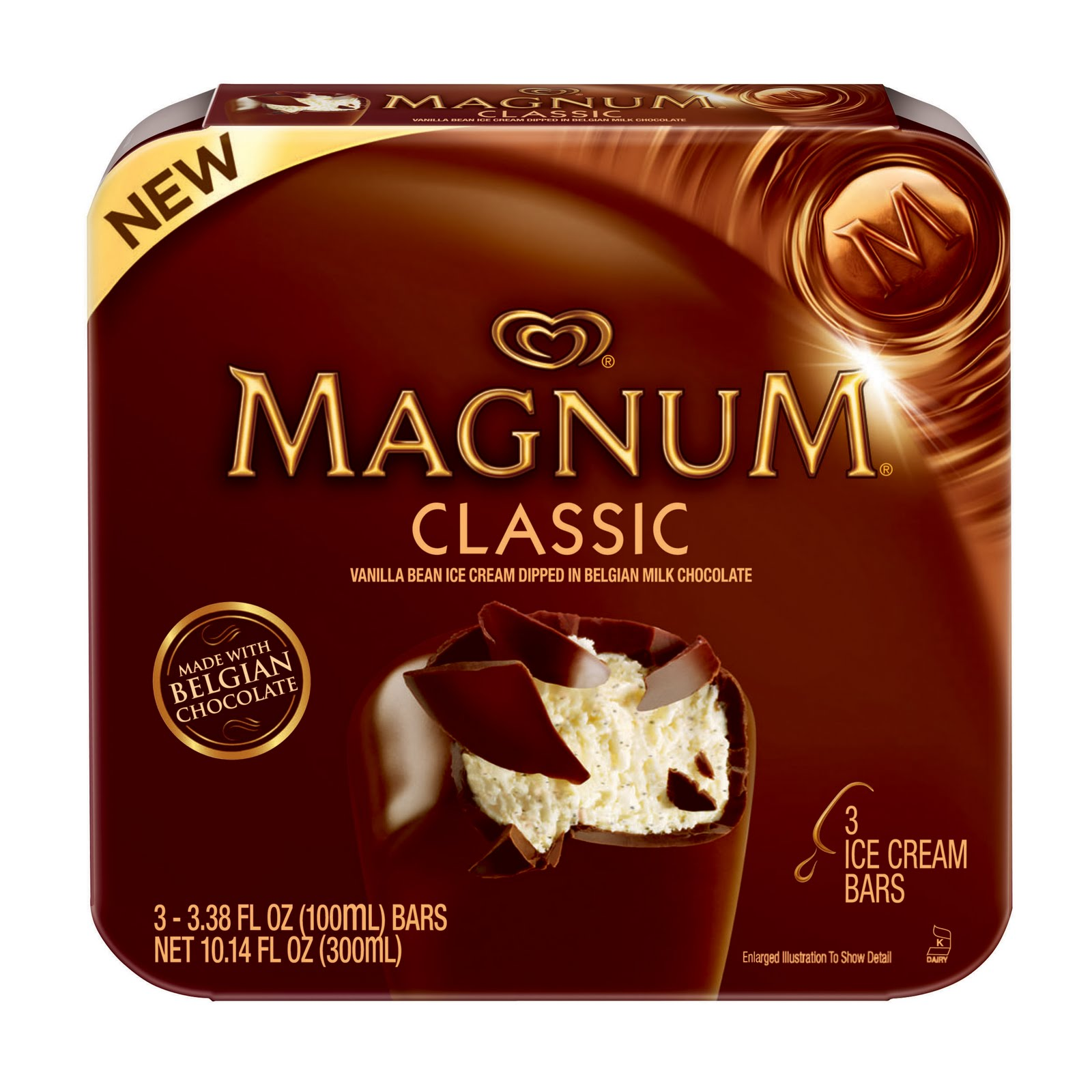 magnum ice cream - photo #27