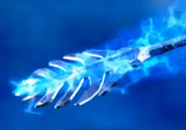 Wujut Senjata Bajra Dewa Indra