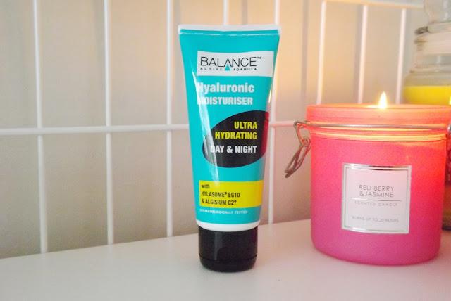 Skincare Routine | Balance Hyaluronic Moisturiser