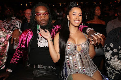 Cardib and offset breakup