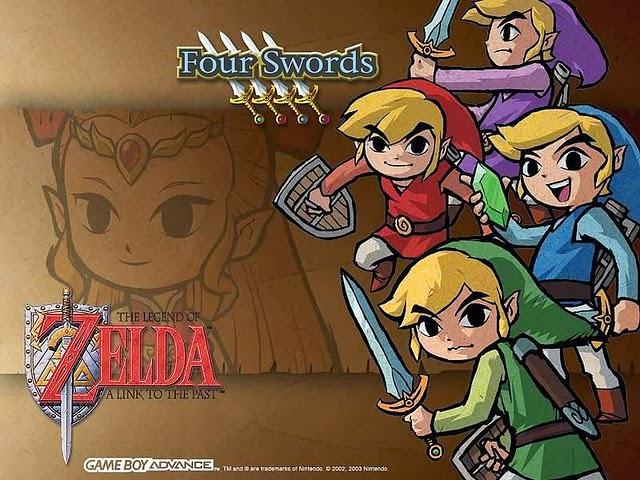 Of Swords and Joysticks: Now Playing: The Legend of Zelda