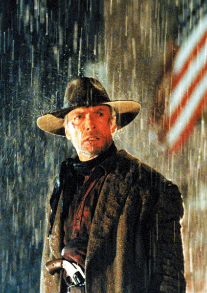 Clint Eastwood in Unforgiven