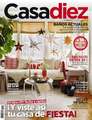 Revista Casa Diez España - Diciembre 2017