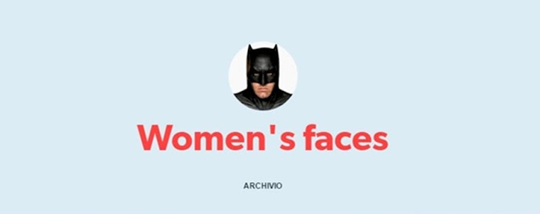 Visita Women's Faces