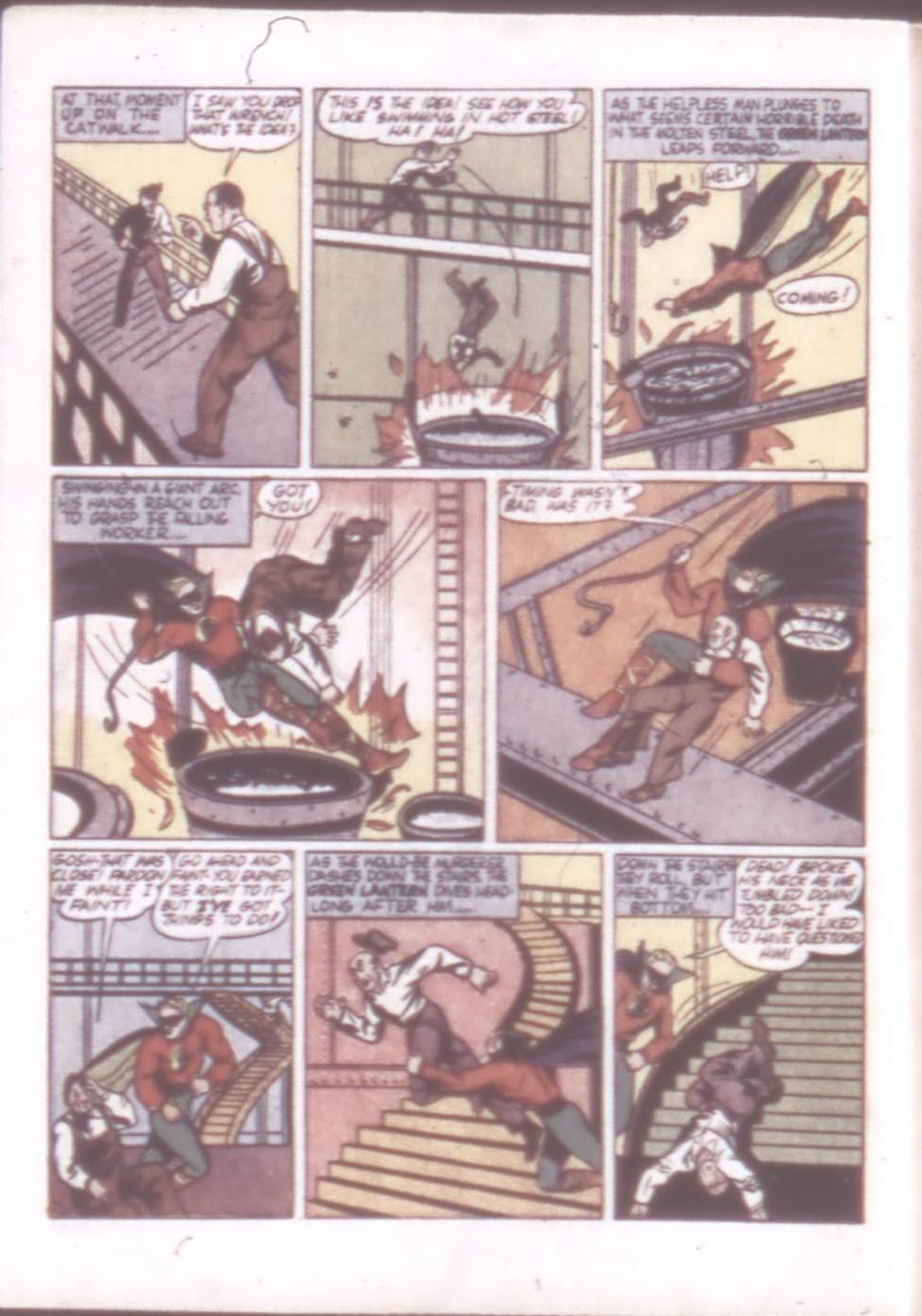 Read online All-American Comics (1939) comic -  Issue #25 - 6