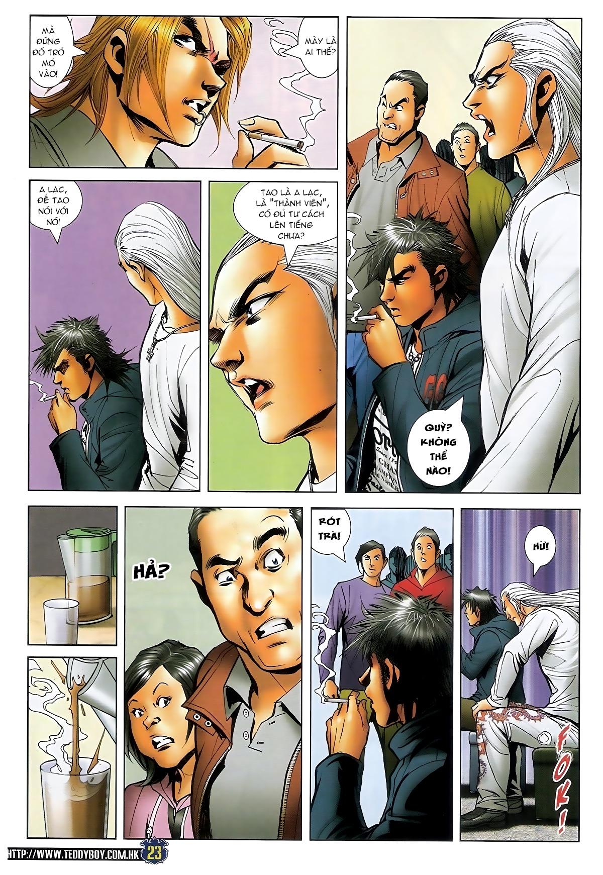 Người Trong Giang Hồ - Chapter 1493: Tốt bụng làm hỏng chuyện - Pic 20