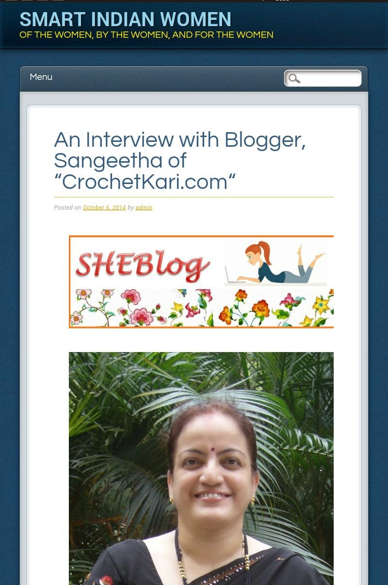 Crochetkari interview