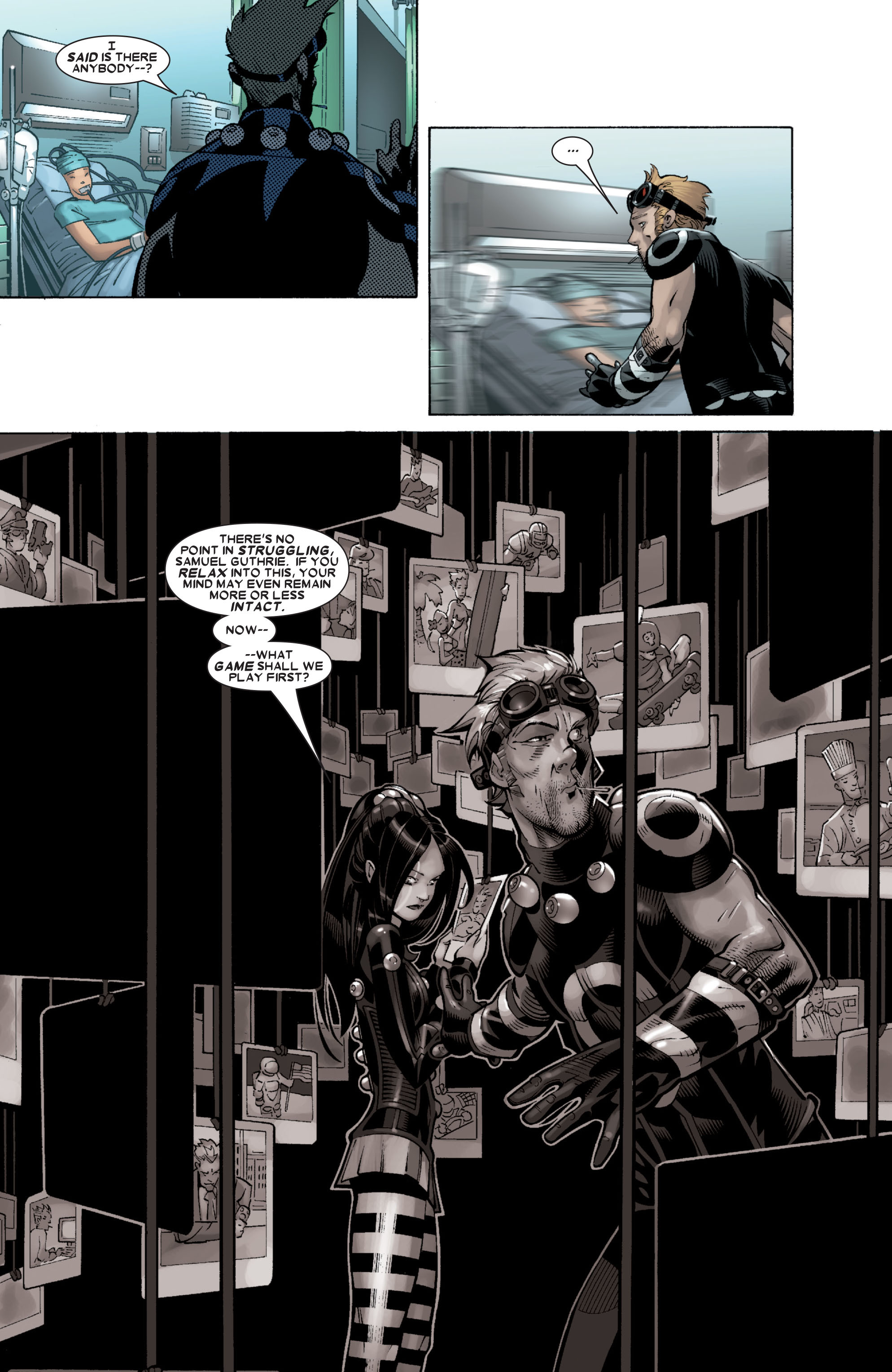 X-Men (1991) 190 Page 21