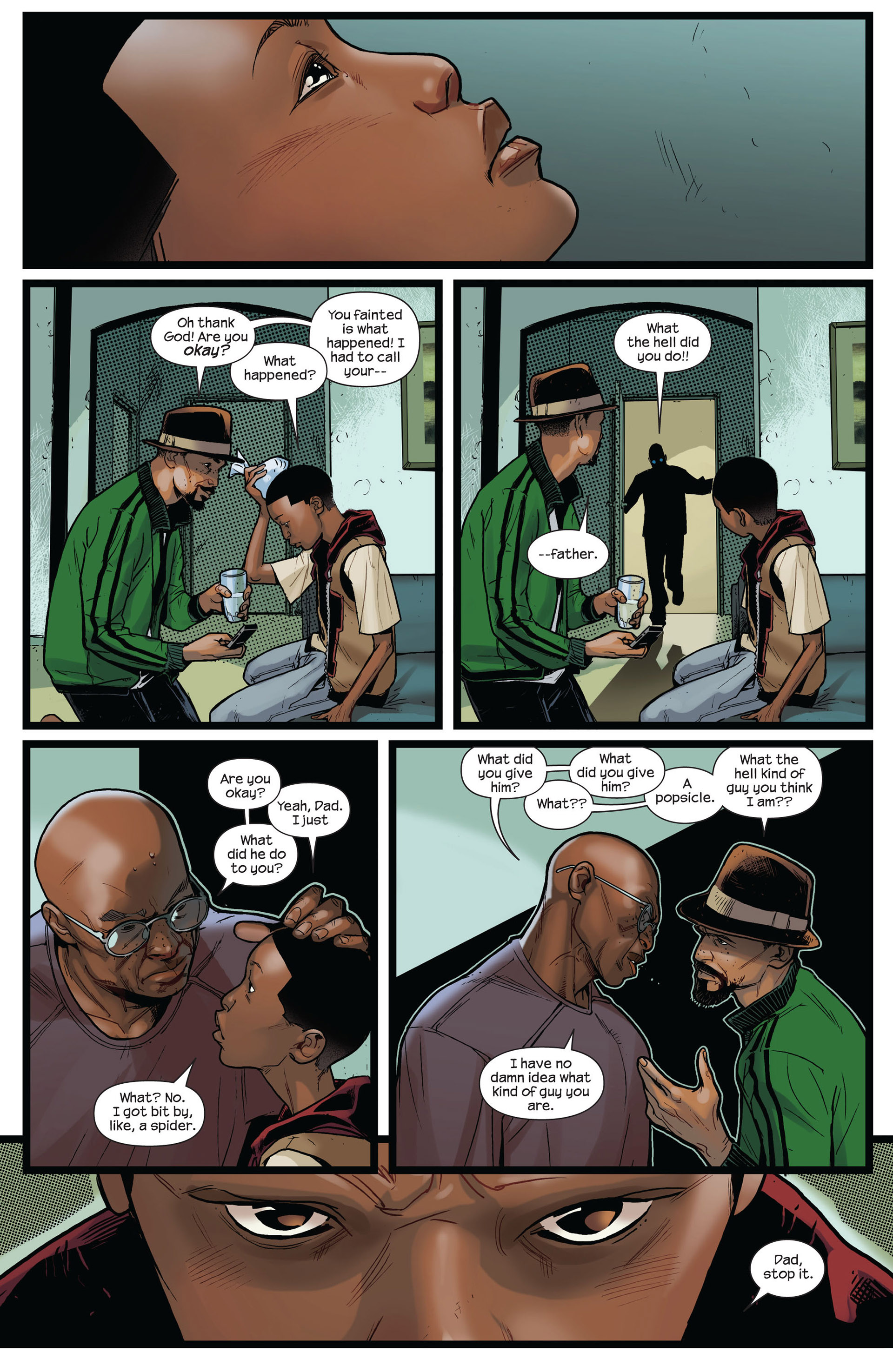 Read online Ultimate Comics Spider-Man (2011) comic -  Issue #1 - 15