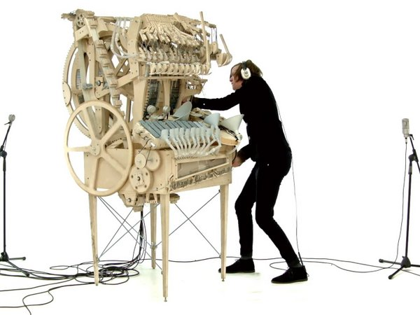 Wintergatan | Marble Machine