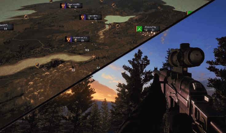 تحميل لعبة Freeman Guerrilla Warfare v0.2020 للكمبيوتر مجانا