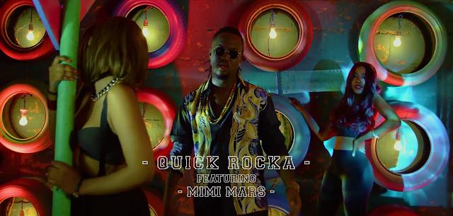 Quick Rocka Ft. Mimi Mars - Down Video
