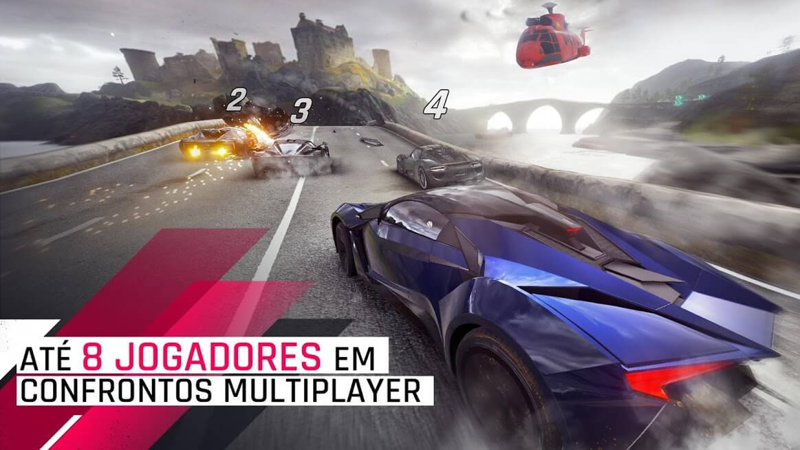 Asphalt 9: Legends MOD MENU 2.6.3a