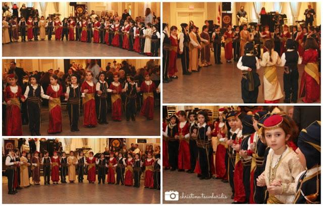 """Την ετήσια χοροεσπερίδα της πραγματοποίησε η Ποντιακή Αδελφότητα Τορόντο """"Παναγία Σουμελά"""""""