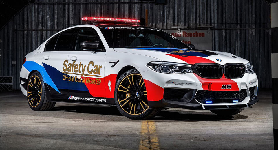 BMW's One-Off M3 30 Years American Edition Celebrates The US