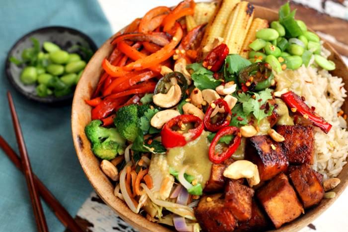 Dieta con arroz para ganar más masa muscular