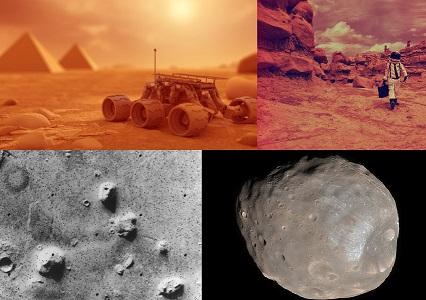 Mars Hakkında Komplo Teorileri ve Kuramlar