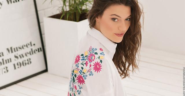 MODA PRIMAVERA VERANO 2018 | Núcleo Mujer: Los mejores looks de la marca argentina de moda ropa de mujer para la primavera verano 2018.