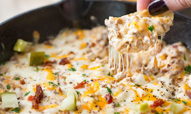 https://www.thechunkychef.com/creamy-skillet-cheeseburger-dip/