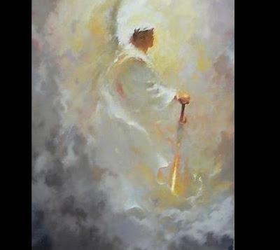 The Angels of God by Deborah Waldron Fry