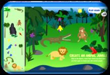 http://www.sheppardsoftware.com/preschool/animals/jungle/animaljunglecreate.htm